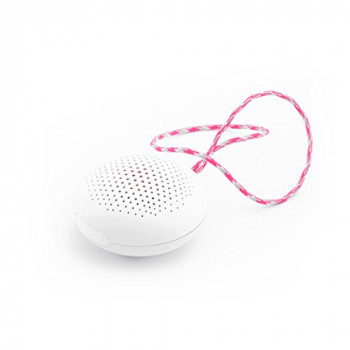 Boompods Rokpod Bluetooth Outdoor Portable Speaker - White