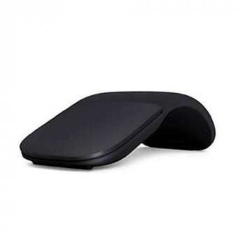 Microsoft ELG-00002 Arc Mouse - Bluetooth - Black