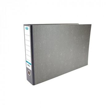 Bantex 70 mm A3 Oblong Lever Arch File - Black