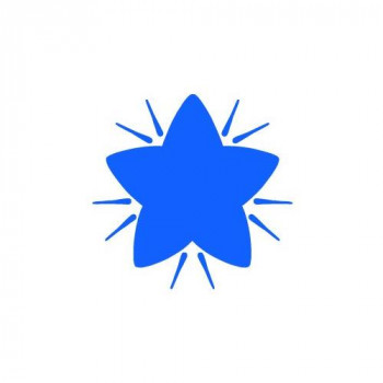 "COLOP ""Blue Star"" Motivational Stamp"