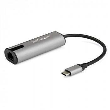StarTech.com USB C to Ethernet Adapter - USB C to Gigabit Network/LAN / RJ45 Adapter (US2GC30)