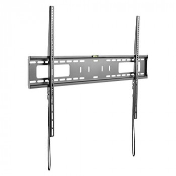 "Flat Screen TV Wall Mount - Fixed - for 60"" to 100"" VESA Mount TVs - Steel - Heavy Duty TV Wall Mount - Low-Profile Design"