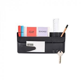 Bi-Silque Magnetic Smart Accessory Box - Black