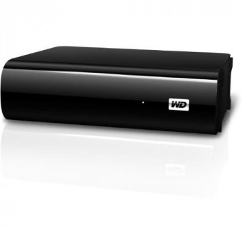 WD 2TB  My Book AV  DVR Expander External Hard Drive - USB 2.0 - WDBGLG0020HBK-EESN