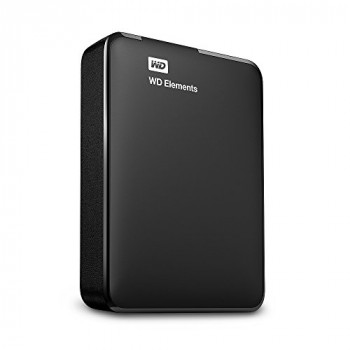 WD 2 TB Elements Portable External Hard Drive, USB 3.0