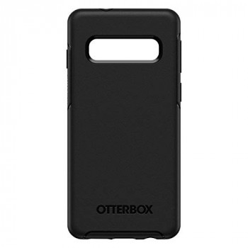 OtterBox (77-61326) Symmetry Series, Sleek protection, slimmer, thinner and lighter for Samsung Galaxy S10 - Black