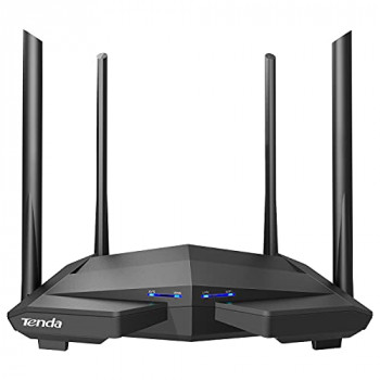 Tenda AC10U 867 Mbps Dual-Band Wireless Router
