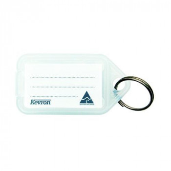Supreme SP50033 Clicktag Plastic - Clear