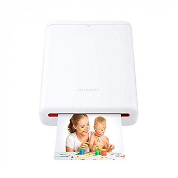 Photo Printer With 5 Packs of Paper