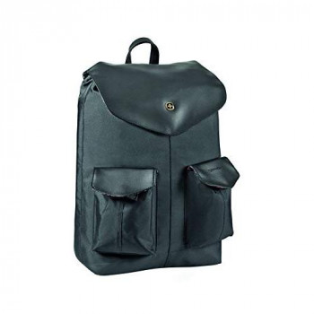 """Wenger 604801 MARIEJO 14"""" Backpack Convertible Sling with water repellant top flap In Black {14 Litres}"""