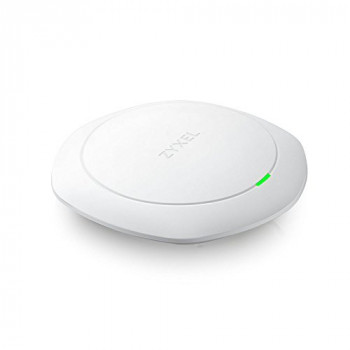 Zyxel Hybrid Cloud Wireless Access Point AC Wave 2 High Density, 1,6 Gbps (Standalone or Cloud Managed) UK PLug [NWA1123-ACHD]