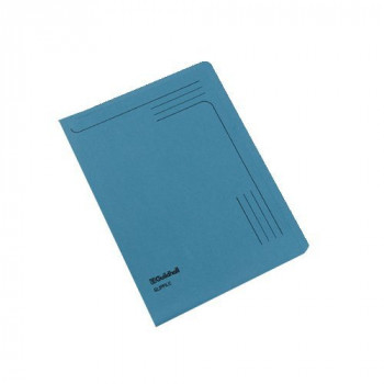 Guildhall 14601 12.5inch x 9inch Slipfile - Blue