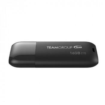 Team C173 16GB USB 2.0 Black USB Flash Drive