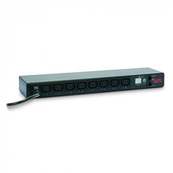APC Rack PDU - AP7920B - Power Distribution (Switched, 1U, 12A/208V, 10A/230V, 8 Outlets C13, IEC C14)