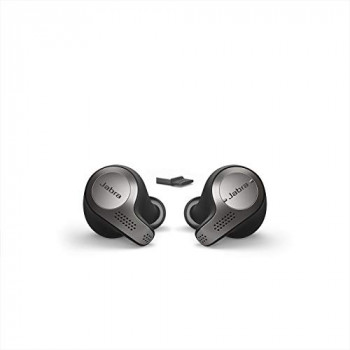 GN Netcom 6598-832-109 JABRA EVOLVE 65T TITANIUM BLACK LINK 370 MS :: (Headphones & Headsets > Mobile Headsets)