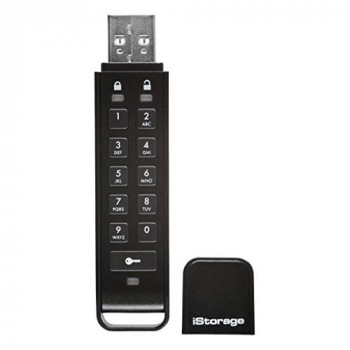 iStorage IS-FL-DAP3-B-32 32 GB datAshur Personal 2 USB 3.0 Flash Drive