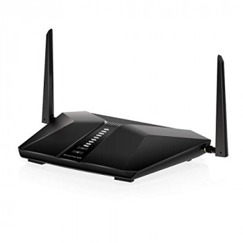 NETGEAR Nighthawk 4-Stream AX4 WiFi 6 Router with 4G LTE Built-in Modem (LAX20) – AX1800 WiFi (Up to 1.8Gbps) | 1,500 sq. ft. Coverage