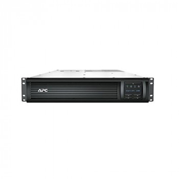 APC Smart-UPS 2200VA LCD RM - UPS - 1.98 kW - 2200 VA - with APC UPS Network Management Card(SMT2200RMI2UNC)