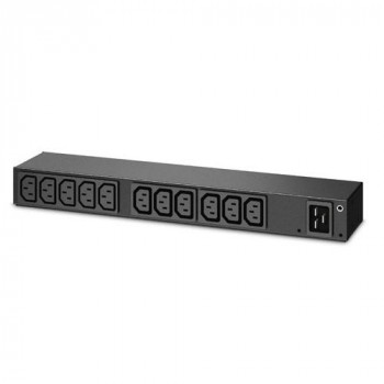 APC AP6020A RACK PDU BASIC 0U/1U 100-240V/ 20A 220-240V/16A (13) C13 - (Enterprise Computing > Racks Cabinets & Mounts)