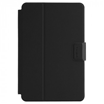 "Targus ""SafeFit"" Rotating Universal Case for 7 - 8-Inch Tablet - Black"