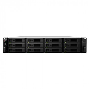 Synology RS3617RPxs - NAS & storage servers (D-1521, DDR4, Intel® Xeon®, HDD, SSD)