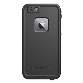 LifeProof Waterproof Anti-Shock Case/Cover for Apple iPhone 6/6S - Black