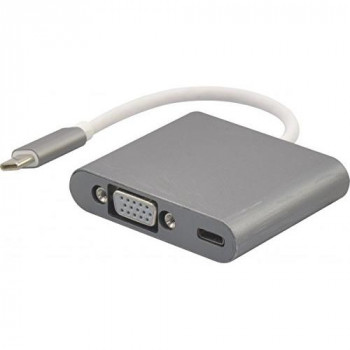EXC 127563 USB-C 3.1 to VGA - (Cables AV Cables)