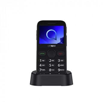 Alcatel 2019G Senior Big Button Mobile Phone Black