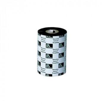 Zebra 03200BK04045 Ribbon 3200 Wax/Resin 40 mm 450 m, 25 mm, Box of 6