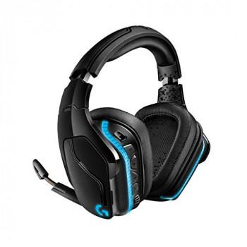 Logitech G935 Wireless 7.1 Surround Sound Gaming Headset 50 mm Pro-G drivers - Lightsync RGB