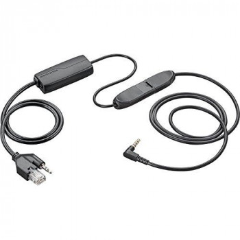 Plantronics API-28 3.5 mm Electronic Hook Switch Cable