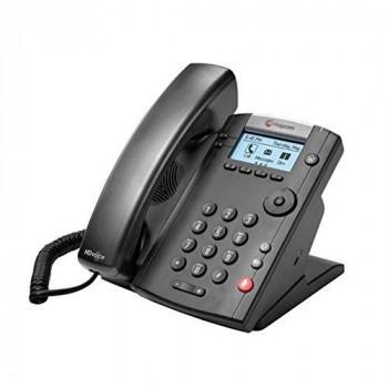 Polycom VVX 201 HD Business Media IP Desk Phone optimised for SFB (No PSU)