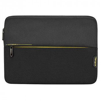 Targus CityGear Protective Laptop Sleeve with Padded fit up to 11.6-Inch Laptop, Black (TSS929GL-80 )