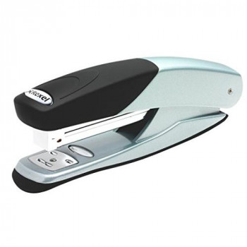 Rexel Torador Full Strip Stapler 73mm Throat Depth Black/Silver (25 Sheet Capacity)