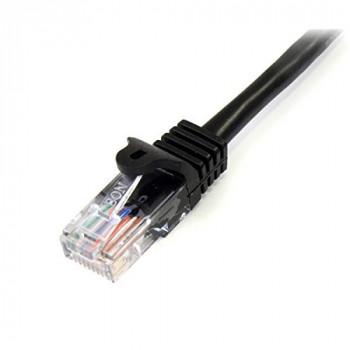 Startech 10m CAT5E Patch Cable (Black)
