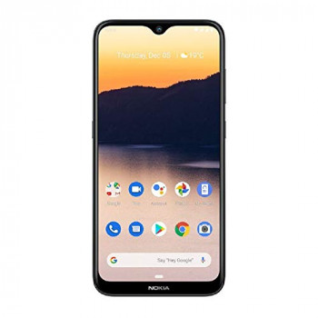 Nokia 2.3 6.2 Inch Android UK SIM-Free Smartphone with 2GB RAM and 32GB Storage (Dual-SIM) - Charcoal