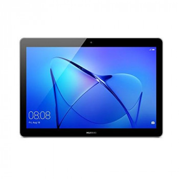 Huawei MediaPad T3 9.6-Inch IPS LCD Tablet - (Space Grey) (Qualcomm MSM8917 Processor , 2 GB RAM, 16 GB HDD, Android 7.0)