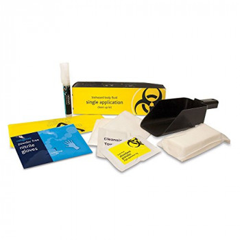 Reliance Medical Biohazard Body Spills Kit 1 Application for Ref 717