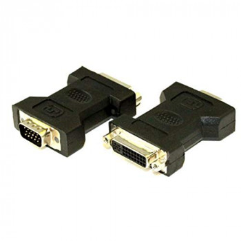 Alogic VGA to DVI Adapter Male to Female - Premium Series