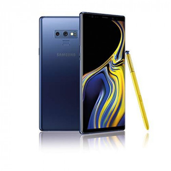 Samsung Galaxy Note 9 (Single SIM) 512 GB 6.4-Inch Android 8.1 Oreo UK Version SIM-Free Smartphone – Ocean Blue