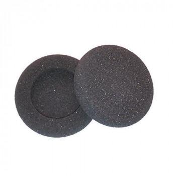 Plantronics Ear Cushion Kit for Encorepro HW510/520 , Black (Pack of 2)