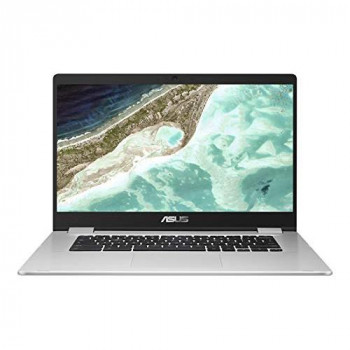 "ASUS Chromebook 15 C523NA (Intel Pentium N4200 Processor, 15.6"" Full HD Screen, 64GB eMMC Storage, 8 GB RAM, Chrome OS)"