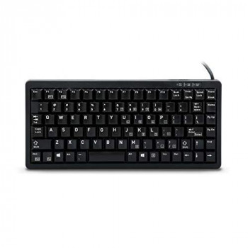 Compact Mechanical Keyboard BLK US