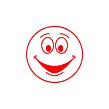 """COLOP """"Happy Face"""" Motivational Stamp"""