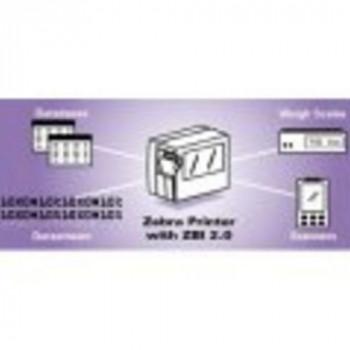 Zebra ZBI v.2.0 - Licence - 1 Printer