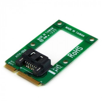 Startech Mini SATA to SATA Converter Card Adapter