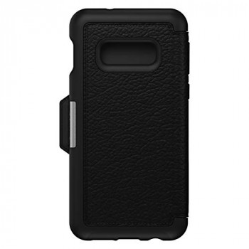 OtterBox (77-61606) Strada Folio Series, Bold Sophistication. Drop proof style  for Samsung Galaxy S10e - Shadow