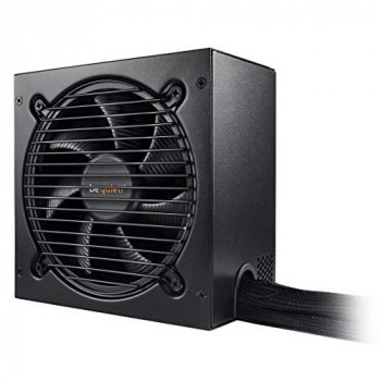 Be Quiet! 400W Pure Power 11 PSU Fully Wired Rifle Bearing Fan 80+ Gold Cont. Power