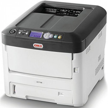 OKI C712n A4 Colour LED Laser Printer