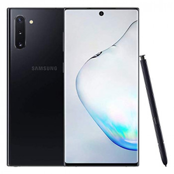 Samsung Note 10 4G 256GB - Black (Enterprise) SM-N970FZKDU07
